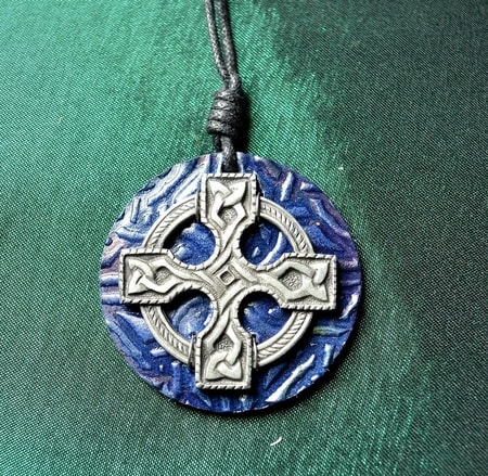 CELTIC CROSS, leather collection