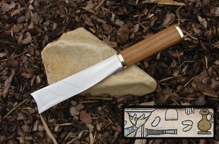 Medieval Slice Knife Replica