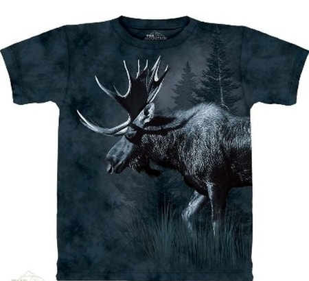 MOOSE, The Mountain, t-shirt