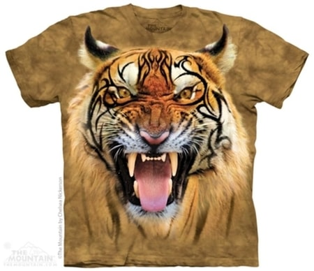 Tyger Tiger The Shirt The Mountain