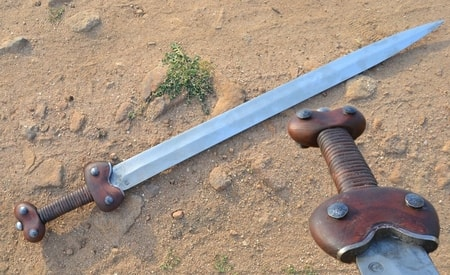 ESUS, CELTIC SWORD, replica for re-enactment