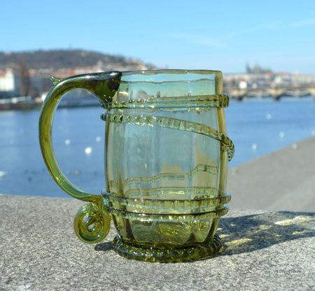 Small Beer Glass