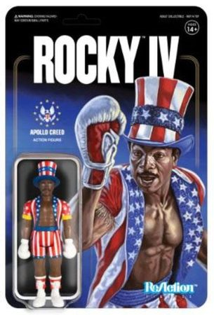 APOLLO CREED ROCKY 4, 10 CM