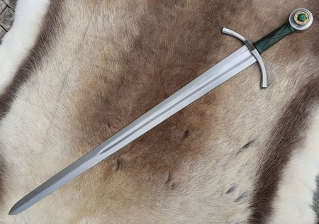 TORIN, medieval sword forged, sharp replica