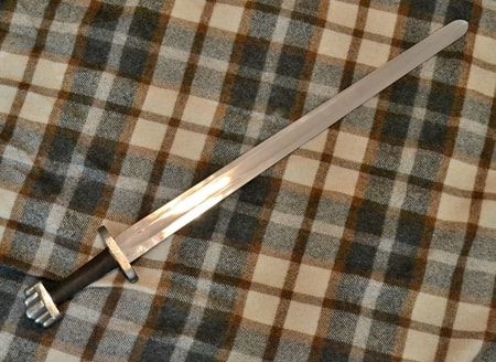 GARDAR, viking stage combat sword