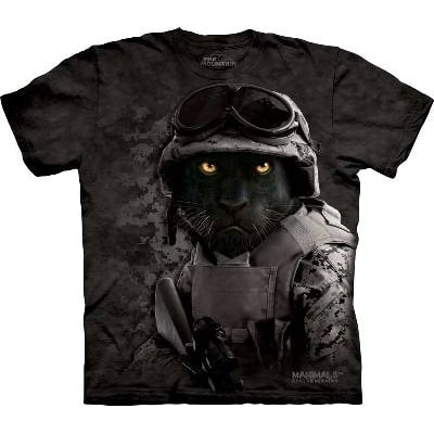 Panther, Combat Diablo, The Mountain T-shirt