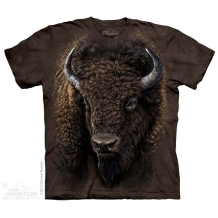 American Buffalo - Animal T-Shirt The Mountain