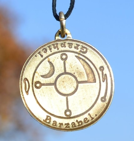 PROTECTION AGAINST WAR the war amulet