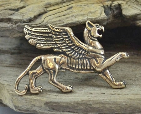 SCYTHIAN GRIFFIN JEWEL