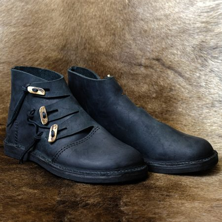 VIKING SHOES - HEDEBY, BLACK
