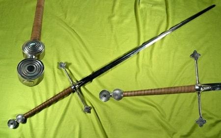 CLAYMORE, Scottish Redshank Sword - wulflund com