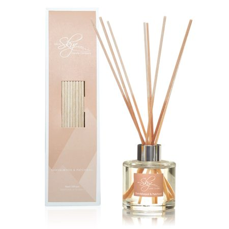 SANDALWOOD & PATCHOULI REED DIFFUSER