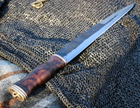 SCIAN | Skean, forged Irish Dagger