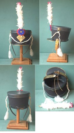 Shako, French Military Cap, Austerlitz