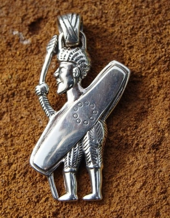 CELTIC WARRIOR, pendant