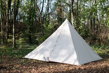 PYRAMID TENT, HEIGHT 2 M
