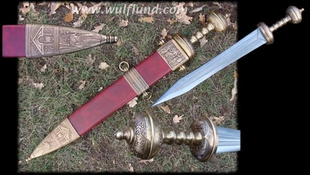CAESAR GLADIUS THE ROMAN SWORD