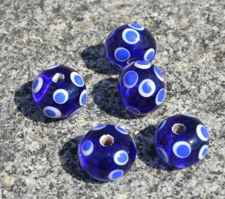 IRISH GLASS BEADS CELTS souvenirs wholesale