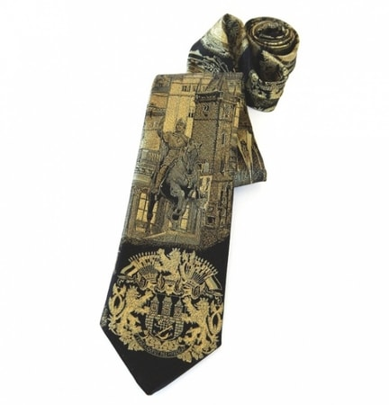 PRAGUE, men's tie