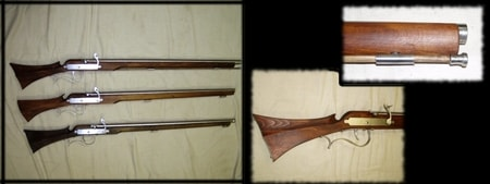 MUSKET - FUNCTIONAL REPLICA - 17th Century