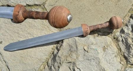 Thracian Sica Gladiator Weapon Wulflund Com