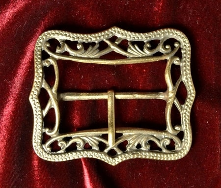 BELT BUCKLE, Renaissance