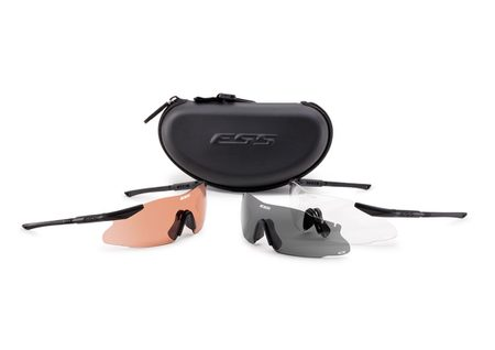 Ballistic glasses, ICE Tactical Kit, ESS