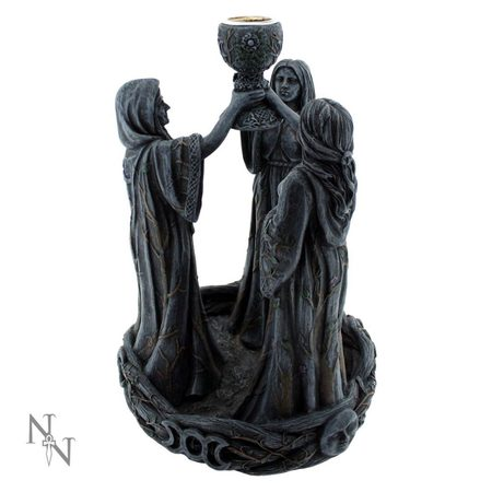 MOTHER, MAIDEN & CRONE INCENSE BURNER