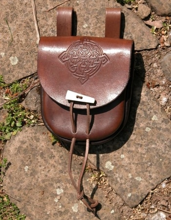 Leather Bags Larp Accessories and Equipment Clothing