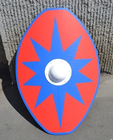LATE ROMAN SHIELD