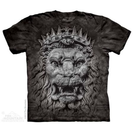 BIG FACE KING LION, The Mountain, t-shirt