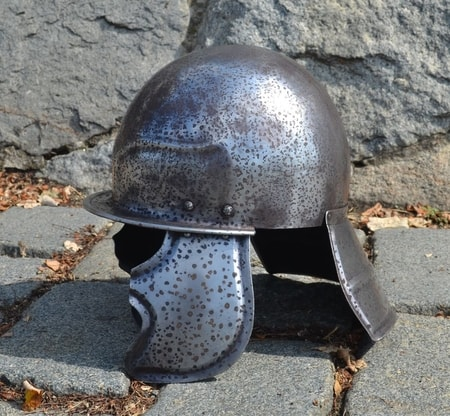 Gaulish helmets celtic helm replica b