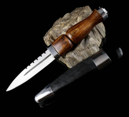 Sgian Dubh, Scottish Knife