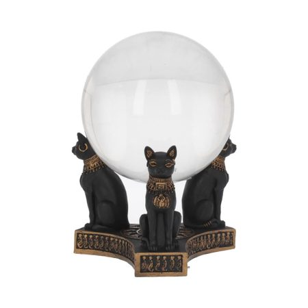 BASTET'S HONOUR, CRYSTAL BALL HOLDER