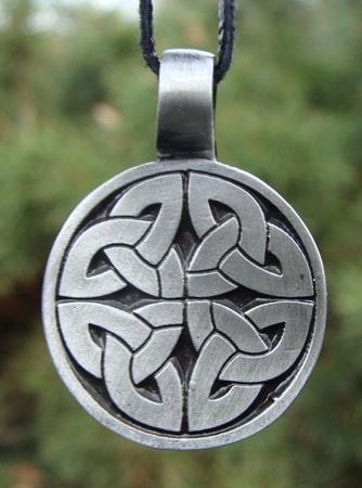 Celtic Shield Knot Amulet Wulflund Com