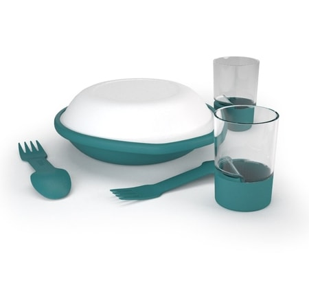 Dine Duo Kit Turquoise