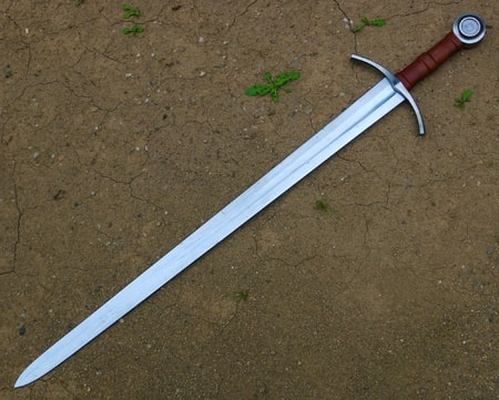 ROHAN, medieval sword forged, sharp replica