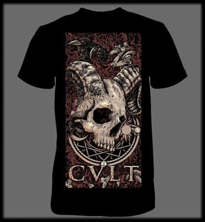 CVLT, T-shirt, black, Naav Fashion