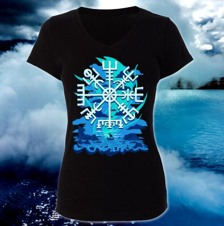 VEGVÍSIR, ladies T-Shirt