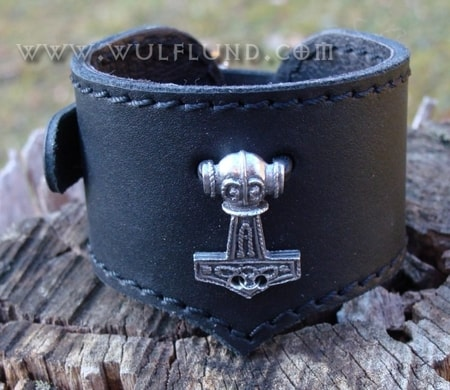 HEAVY METAL CUFFS - MJOLNIR
