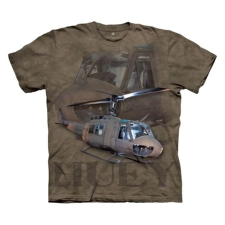 Huey - Helicopter, military, T-Shirt The Mountain