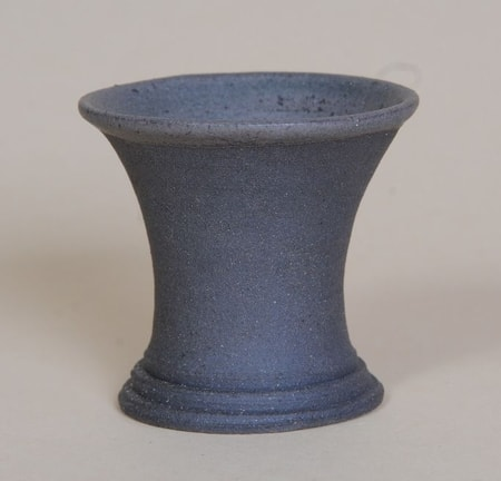 CERAMIC HISTORICAL GOBLET