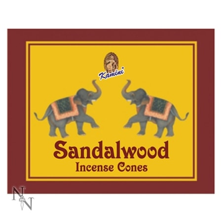 INCENSE CONES - SANDALWOOD