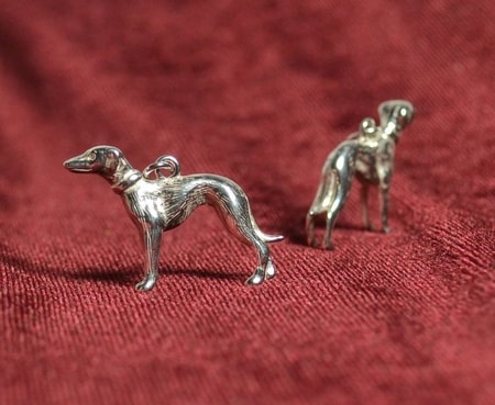ENGLISH GREYHOUND pendant