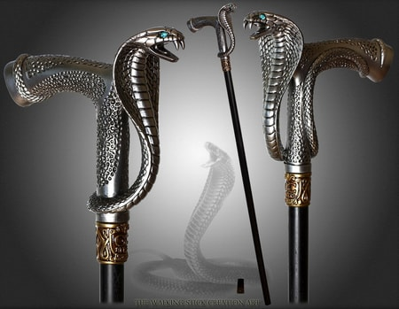 COBRA - Walking Stick, Cane
