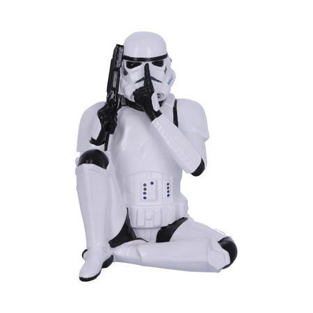 SPEAK NO EVIL STORMTROOPER
