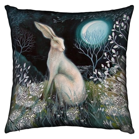 Cushion Mystic Knight - hare