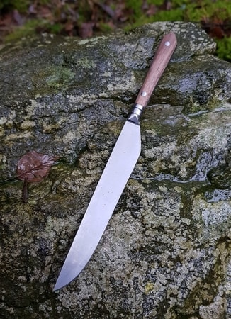DORIAN, forged Medieval Knife