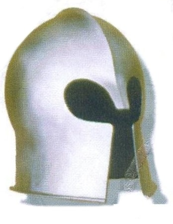 European Barbute Helmet - wulflund com