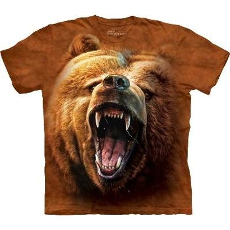 GRIZZLY GROWL - SHIRT MOUNTAIN